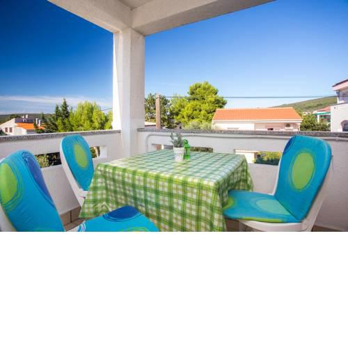 1-Bedroom Apartment with loggia in Punat Island Krk