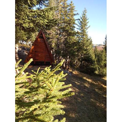 A-frame bungalow Mountain Bjelasica