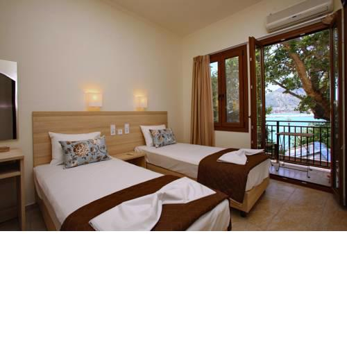 Aktaion Guest Rooms