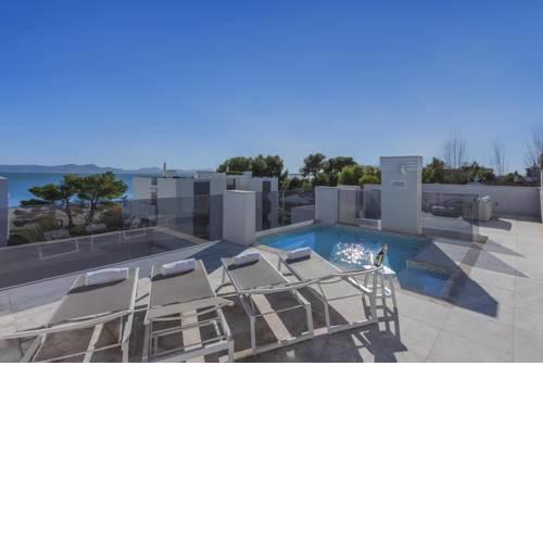 Alcudia Beach B3 Penthouse Private Pool
