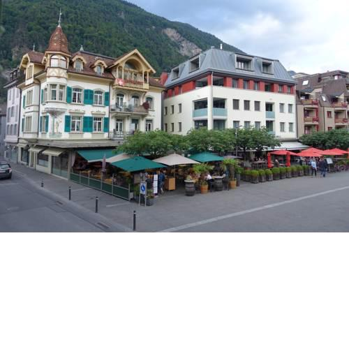 Andy's Attika-Apartment marketplace in Interlaken