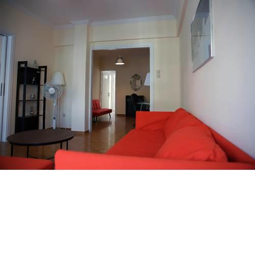 Animi Remissio seductive 3 bedroom apartment close to metro and Acropolis