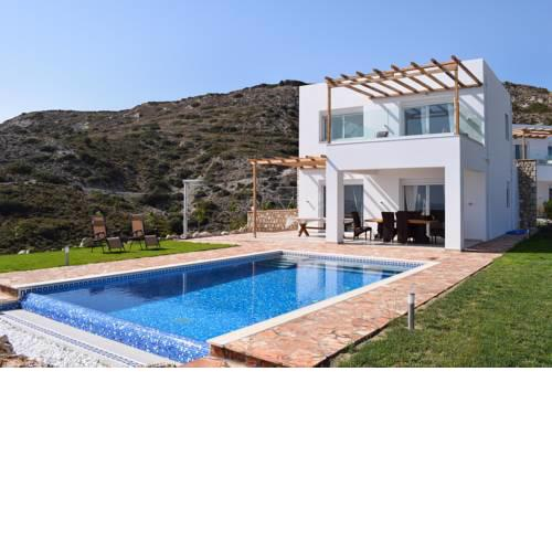 Antimacheia Villa Sleeps 6 with Pool Air Con and WiFi