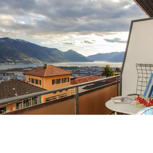 Apartment Collina d'Oro Haus A
