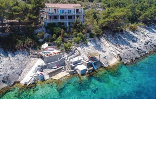 Apartment Crnja Luka with Sea View I