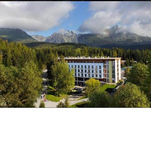 Apartment in Hotel Crocus, Strbske Pleso