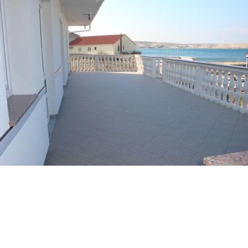 Apartment in Kustici with sea view, terrace, air conditioning, WiFi (3597-2)
