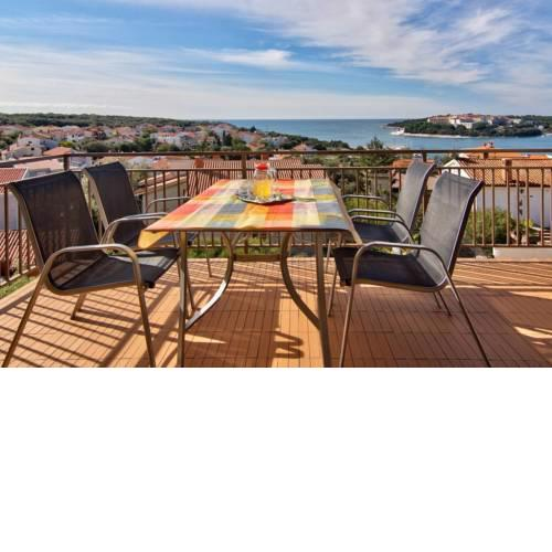 Apartment in Pješcana Uvala with Seaview, Balcony, Air condition, Washing machine (3600-1)