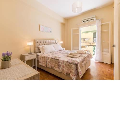 Apartment MarGreCo in Corfu Town