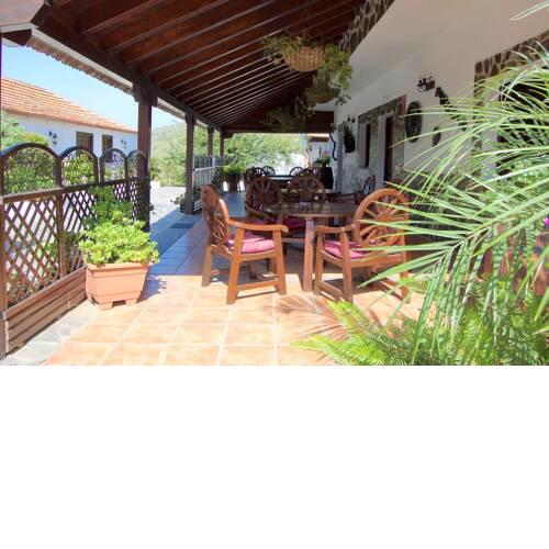 Apartment with one bedroom in Los Silos with furnished terrace and WiFi 5 km from the beach