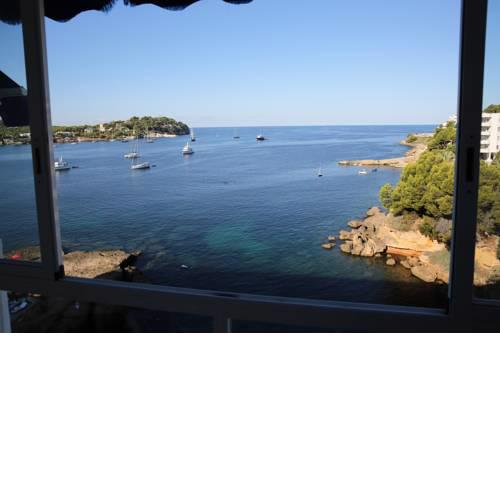 Apartment with the great sea view in best location of Santa Ponsa
