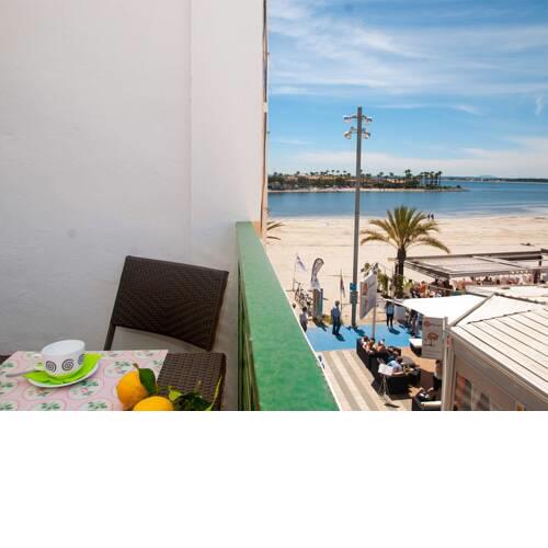 Apartment Xara Torres, at the Beach of Alcudia