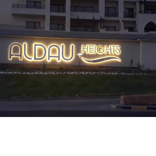 Apartments 2 BEDROOMS for Rent at Aldau Heights