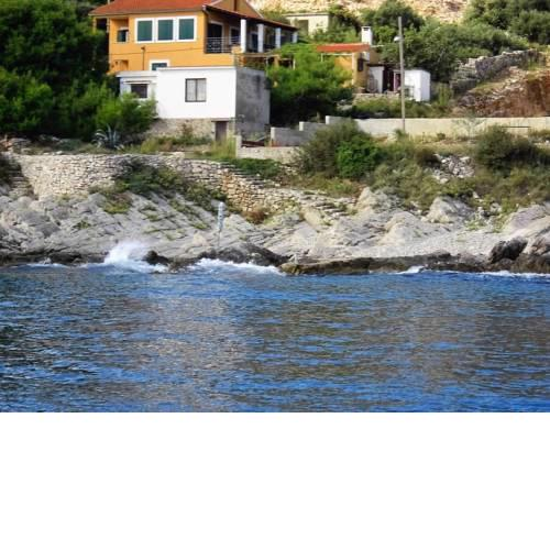 Apartments by the sea Cove Donja Kruscica - Donja Krusica (Solta) - 14709