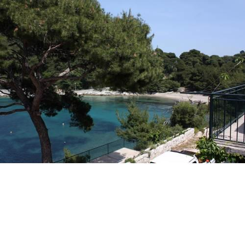 Apartments by the sea Cove Saplunara (Mljet) - 4932