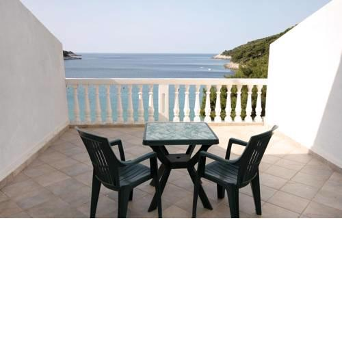 Apartments by the sea Cove Saplunara (Mljet) - 4948