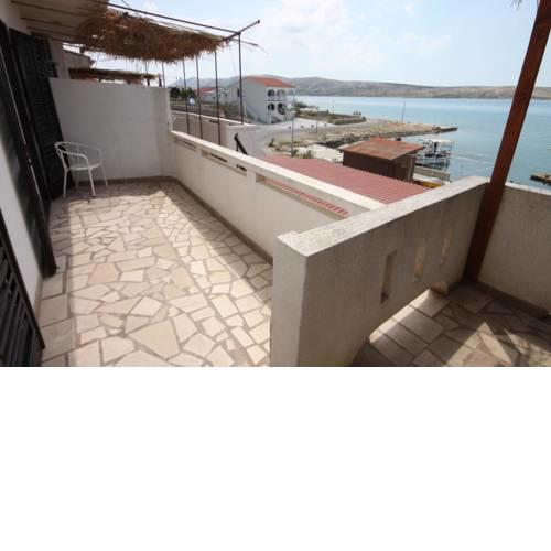Apartments by the sea Kustici (Pag) - 6449
