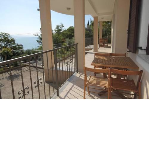 Apartments by the sea Medveja (Opatija) - 7719