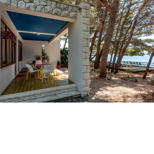 Apartments by the sea Mimice (Omis) - 2972