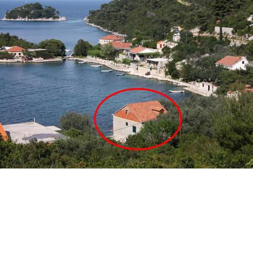 Apartments by the sea Prozurska Luka (Mljet) - 619