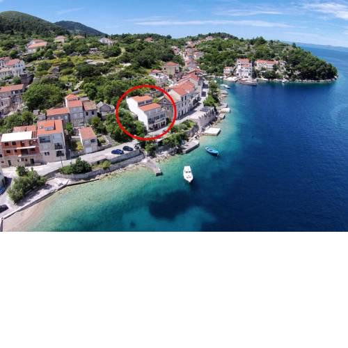 Apartments by the sea Racisce (Korcula) - 9169