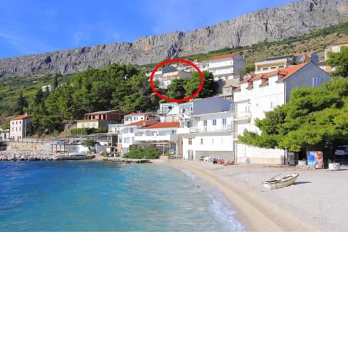 Apartments by the sea Sumpetar (Omis) - 17895