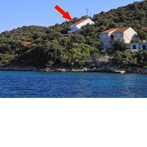 Apartments by the sea Tri Zala (Korcula) - 4346