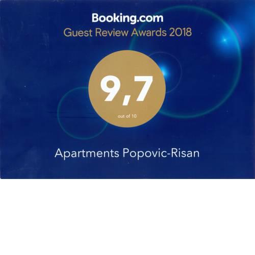 Apartments Popovic-Risan
