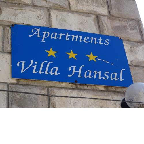 Apartments Villa Hansal