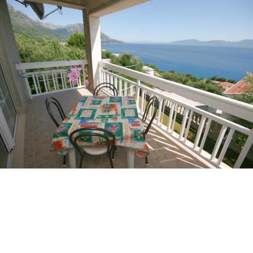 Apartments with a parking space Podaca (Makarska) - 6736