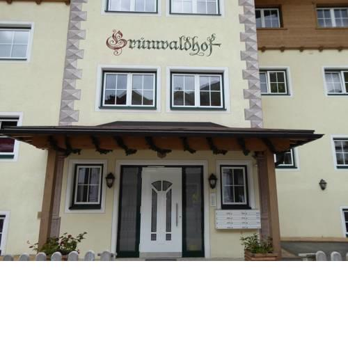 Appartement Grünwaldhof Top 3