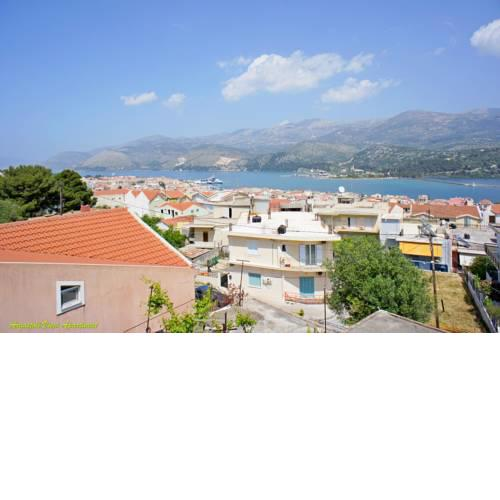Argostoli view apartment loft