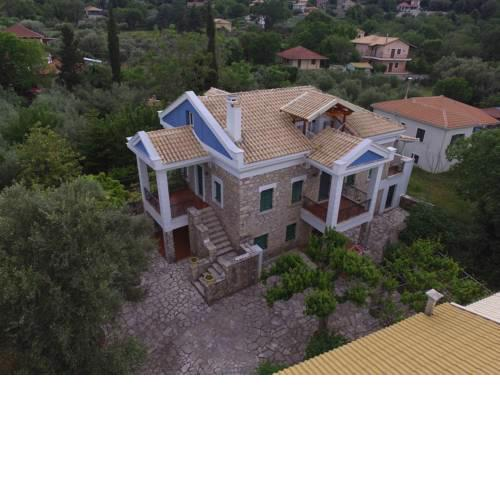 """Aspro"" historic Mansion in Lefkada"