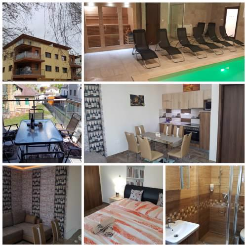 Balaton&Center Wellness Apartman