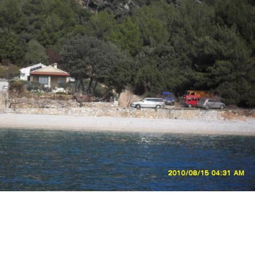 Beach bay Smokvina-20 meter from beach