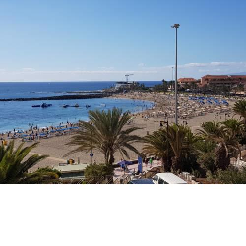 Beachfront Los Cristianos