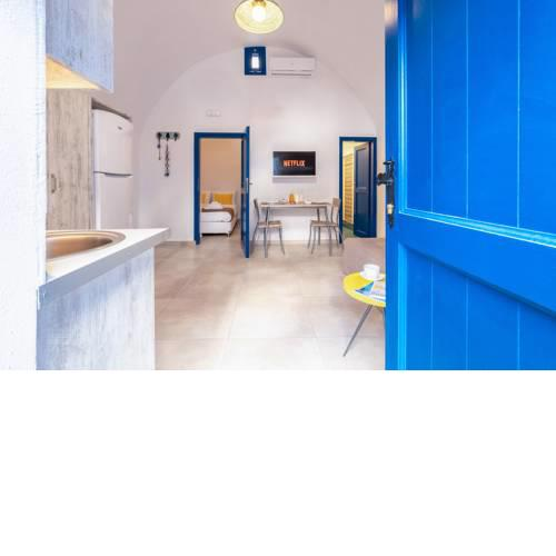 Blue Orchid Cycladic House