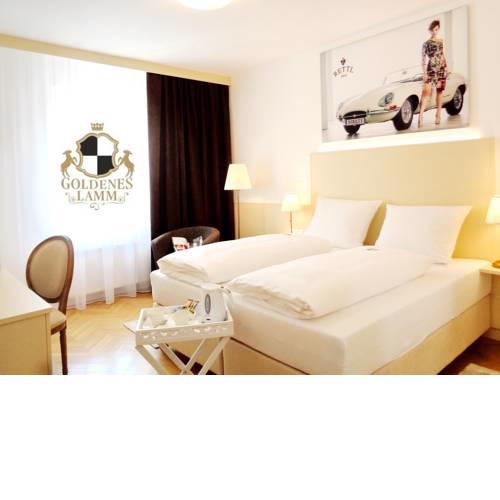 Boutique Hotel Goldenes Lamm
