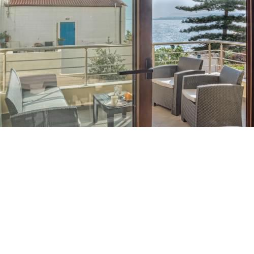 Brand new Kolymvari Apt Sea View