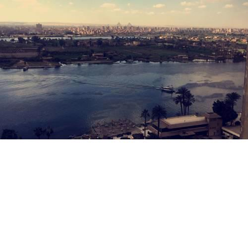 Breathtaking Nile View and Pyramids