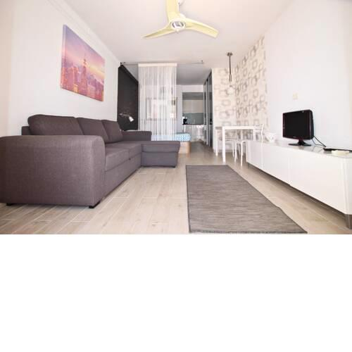 Bright &Charming Studio Ocean View Los Cristianos WiFi