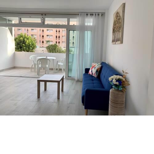 Calm, Cosy and Bright apartment renovated in playa del ingles- WiFi free