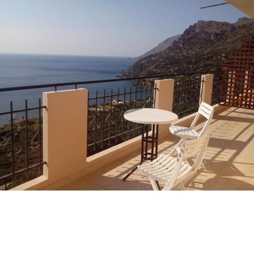 Charming Apartment in Crete with beautiful Sea view