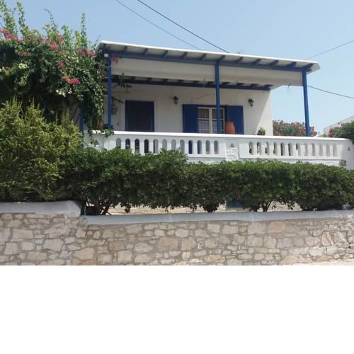 Cycladic House in Paros