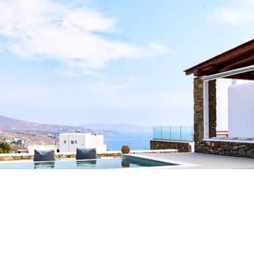 Cycladic Lux Villa Ortus Light Blue with Pool!