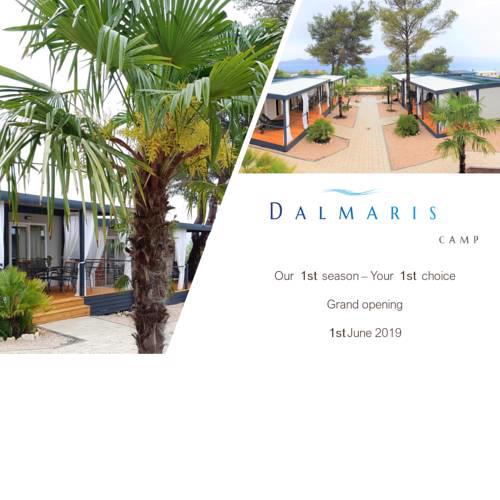 Dalmaris camp - prestige mobile homes Biograd na Moru