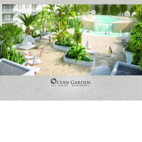 Design apartment Ocean Garden, Playa Paraiso