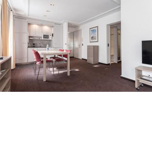EMA House Serviced Apartments Superior Unterstrass