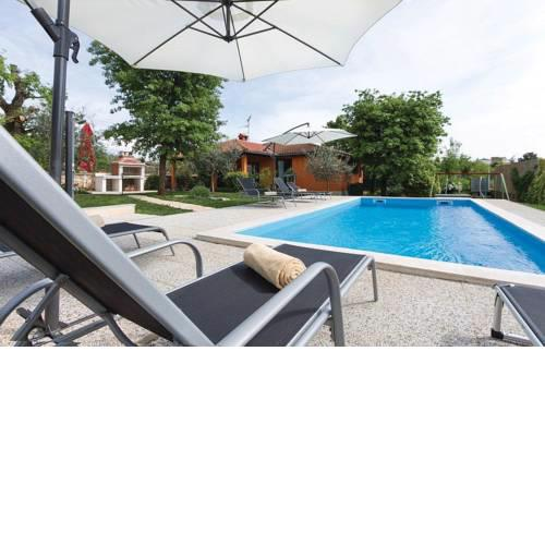 Family friendly house with a swimming pool Sveti Lovrec (Central Istria - Sredisnja Istra) - 14432