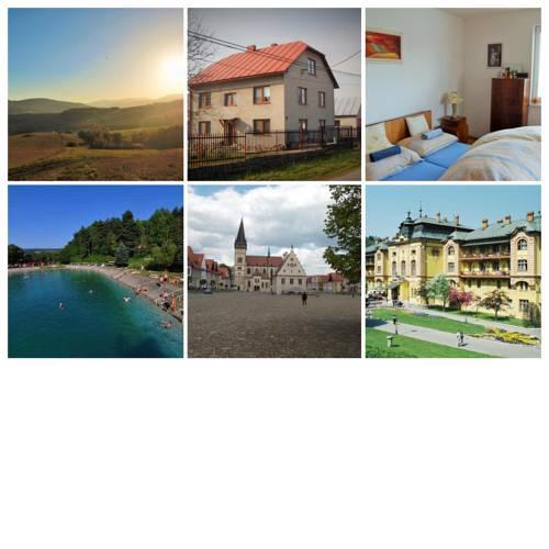 Family House surrounded by Low Beskids